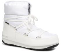 Low Nylon Sportschuhe in weiß