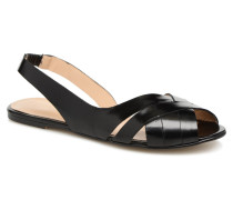 DOUSSOU Sandalen in schwarz