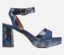 Tennesse Sister #2 Sandalen in blau
