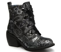 QUICK GETAWAY Stiefeletten & Boots in silber