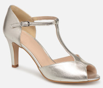 Souazic Pumps in silber
