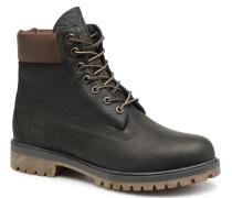 "Heritage 6"" Premium Stiefeletten & Boots in grau"
