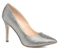 Servier Pumps in silber