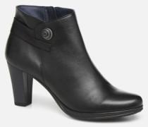 Luna 7934 Stiefeletten & Boots in schwarz