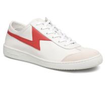 Ziggy Mens Shoes Sneaker in weiß