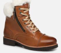 Melting Russ Stiefeletten & Boots in braun