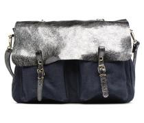 MAXI MATHS REVERSIBLE Handtasche in grau