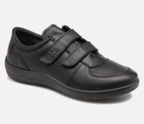 Accroc Sneaker in schwarz