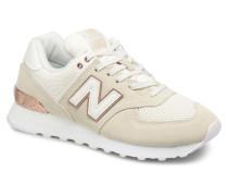 WL574 Sneaker in beige