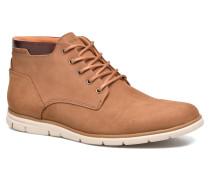 Shaft Mid Stiefeletten & Boots in braun