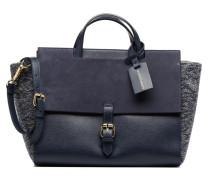 Porté main Melina Laine Handtasche in blau