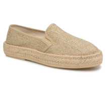 Kolyma Espadrilles in goldinbronze