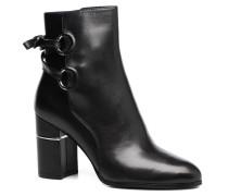 Ross Calf Stiefeletten & Boots in schwarz