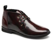 42042 Stiefeletten & Boots in weinrot