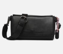 Lili Shoulder Bag Handtasche in schwarz
