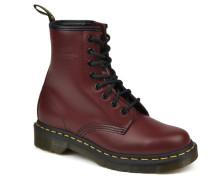 1460 M Stiefeletten & Boots in weinrot