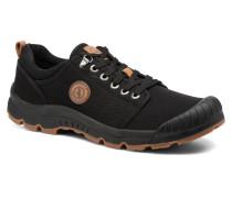 Tenere Light Low Cvs Sneaker in schwarz