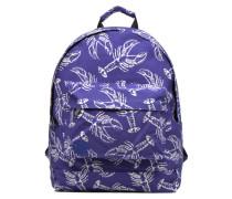 Premium Print Rucksäcke für Taschen in blau