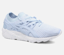 Gel Kayano Trainer Knit W Sneaker in blau