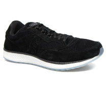 Freedom Runner Sneaker in schwarz
