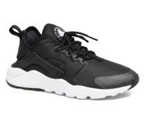 W Air Huarache Run Ultra Sneaker in schwarz