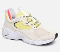 Kanetyk Suede W Sneaker in beige