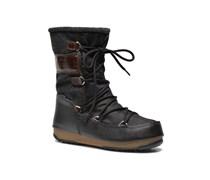 We Vienna Felt Stiefeletten & Boots in schwarz