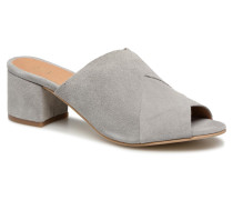 MARRY S Clogs & Pantoletten in grau