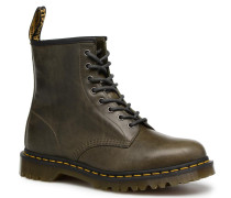 1460 M Stiefeletten & Boots in schwarz