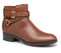 D FELICITY NP ABX B D84BLB Stiefeletten & Boots in braun