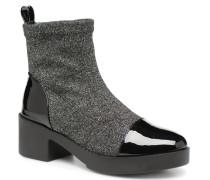 46420 Stiefeletten & Boots in schwarz