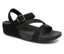 Slinky Rokkit Z Strap Sandal Sandalen in schwarz