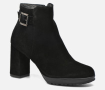 Syndi 334 Stiefeletten & Boots in schwarz