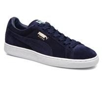 Suede Classic+ Sneaker in blau
