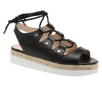 AFIGOWET 97 Sandalen in schwarz