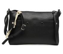 Fiona Small Shoulder Bag Handtasche in schwarz