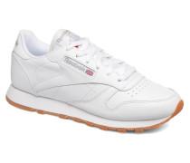 Classic Leather W Sneaker in weiß