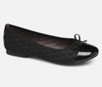 PANAMA NEW Ballerinas in schwarz