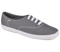 Champion Canvas Sneaker in grau