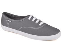 Champion Canvas Sneaker in grau