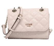 Seraphina Mini Crossbody Flap Handtasche in rosa