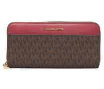 Portefeuille Pocket ZA Continental Portemonnaies & Clutches für Taschen in braun