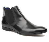 Porti Stiefeletten & Boots in schwarz