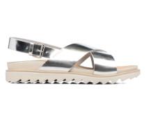 Pastel Belle #8 Sandalen in silber