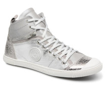 BanjouM Sneaker in silber