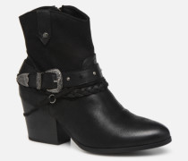 PALAS Stiefeletten & Boots in schwarz