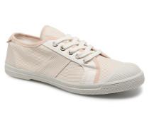 Fines Rayures Sneaker in beige