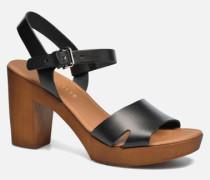 Dobou Sandalen in schwarz