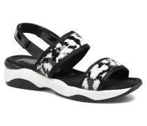 Ahis 78785 Sandalen in schwarz
