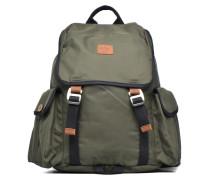 Mountaineer nylon Rucksäcke für Taschen in grün